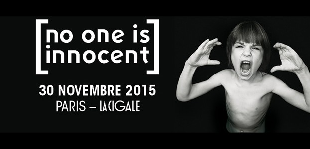 La Cigale - Paris - NO ONE IS INNOCENT