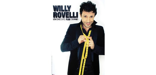 La Cigale - Paris - WILLY ROVELLI