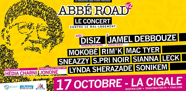 La Cigale - Paris - ABBE ROAD 2