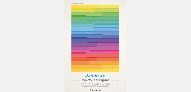 La Cigale - Paris - JAMIE XX