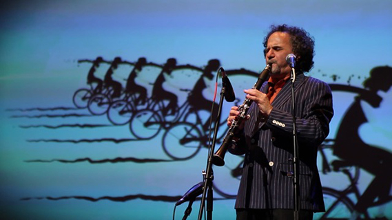 FESTIVAL JAZZ'N KLEZMER DAVID KRAKAUER : THE BIG PICTURE