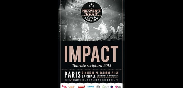 La Cigale - Paris - Impact