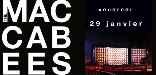 La Cigale - Paris - The Maccabees