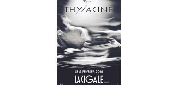 La Cigale - Paris - THYLACINE