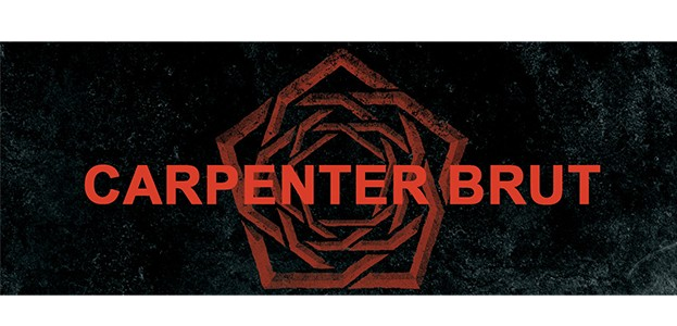 La Cigale - Paris - CARPENTER BRUT