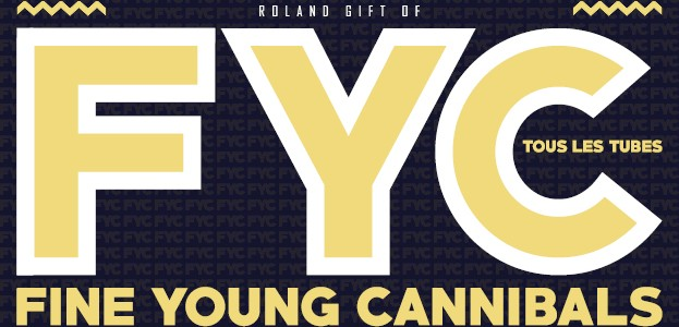 La Cigale - Paris - ROLAND GIFT OF FINE YOUNG CANNIBALS
