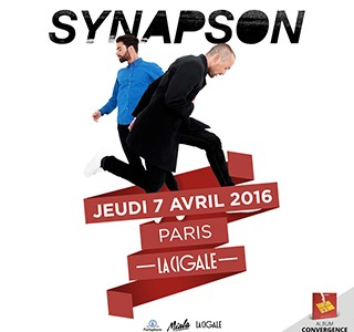 La Cigale - Paris - SYNAPSON