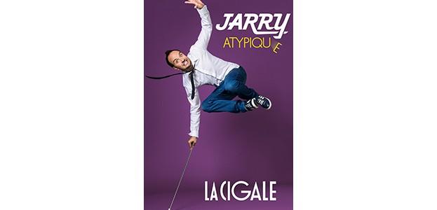 La Cigale - Paris - JARRY