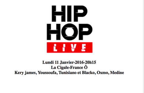 La Cigale - Paris - HIP HOP LIVE