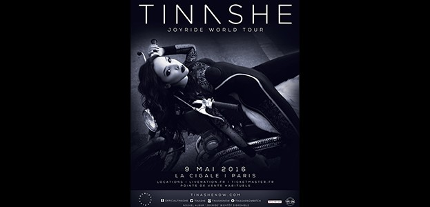 La Cigale - Paris - TINASHE