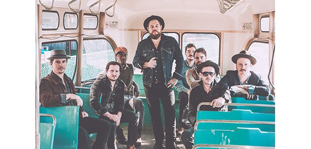 La Cigale - Paris - NATHANIEL RATELIFF & THE NIGHT SWEATS