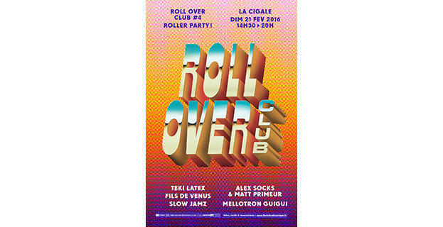 ROLL OVER CLUB #4