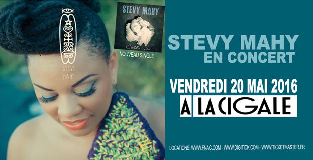 STEVY MAHY