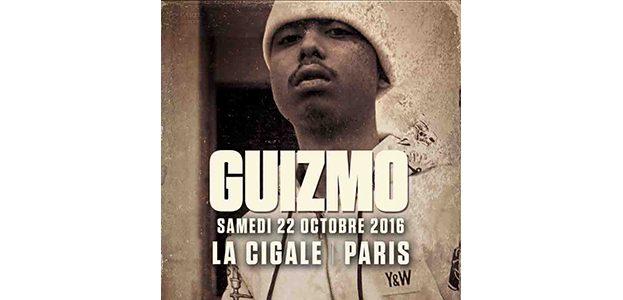 La Cigale - Paris - GUIZMO
