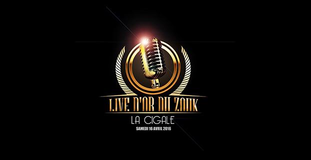 LIVE D'OR DU ZOUK