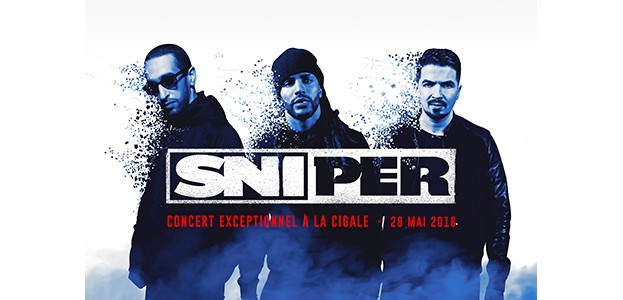 La Cigale - Paris - SNIPER