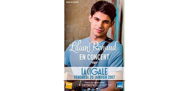 La Cigale - Paris - LILIAN RENAUD