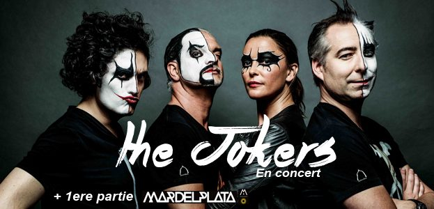 La Cigale - Paris - THE JOKERS