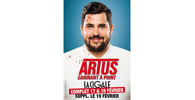 ARTUS DANS SAIGNANT À POINT