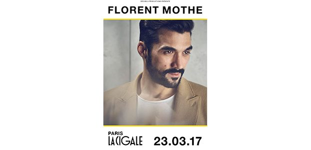 La Cigale - Paris - FLORENT MOTHE