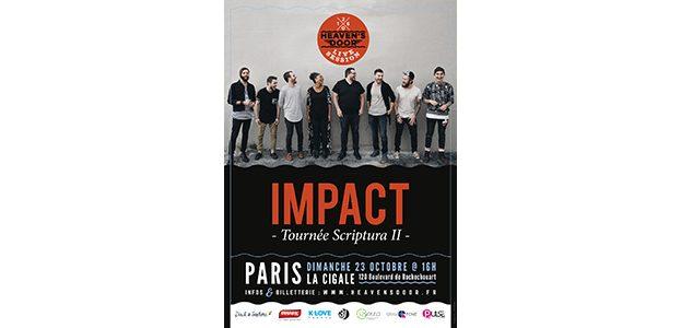 La Cigale - Paris - IMPACT