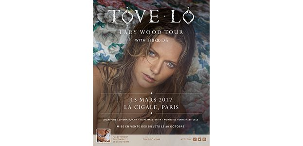 La Cigale - Paris - TOVE LO