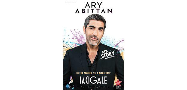 La Cigale - Paris - ARY ABITTAN