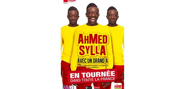 La Cigale - Paris - AHMED SYLLA