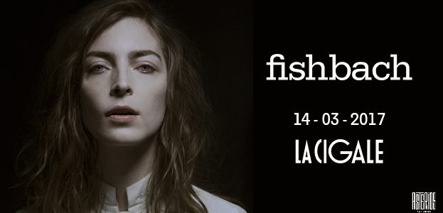 La Cigale - Paris - FISHBACH