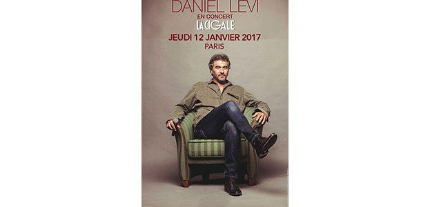 La Cigale - Paris - DANIEL LEVI
