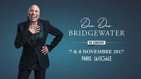 La Cigale - Paris - DEE DEE BRIDGEWATER