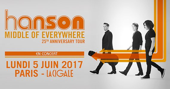 La Cigale - Paris - HANSON