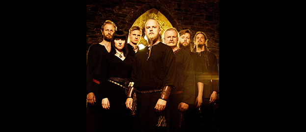 La Cigale - Paris - WARDRUNA