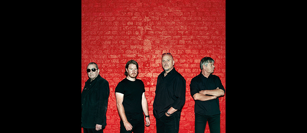 La Cigale - Paris - THE STRANGLERS
