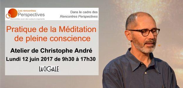 La Cigale - Paris - Pratique de la méditation de pleine conscience - Atelier niveau II
