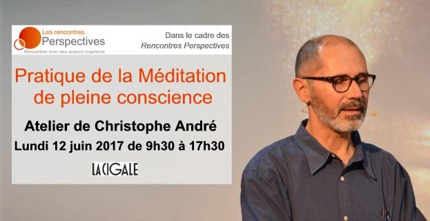 Pratique de la méditation de pleine conscience – Atelier niveau II