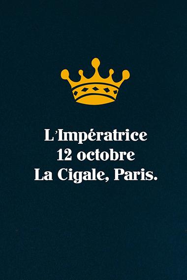 La Cigale - Paris - CATHERINE RINGER + SURPRISE GUESTS