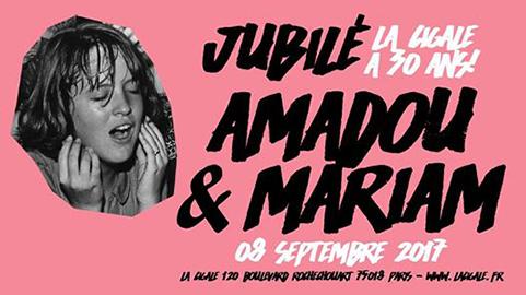 La Cigale - Paris - AMADOU & MARIAM