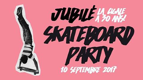 La Cigale - Paris - SKATEBOARD PARTY
