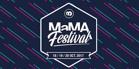 La Cigale - Paris - MAMA FESTIVAL 2017