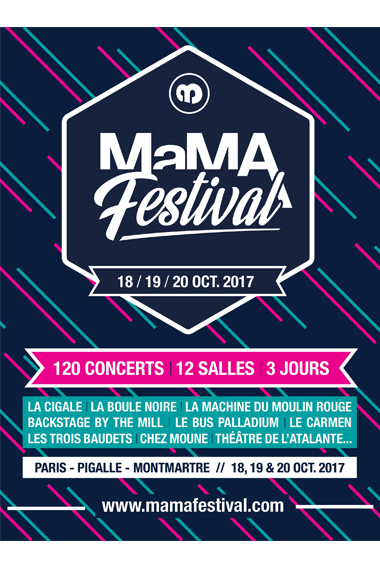 MaMA Festival 2017