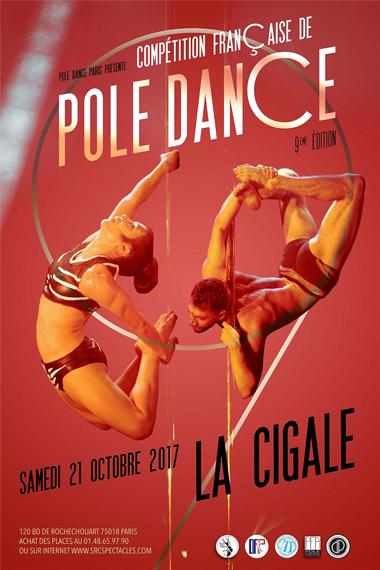 Compétition Française de Pole Dance 2017