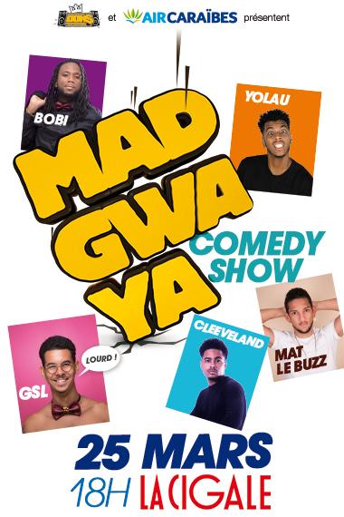 Madgwaya Comedy Show