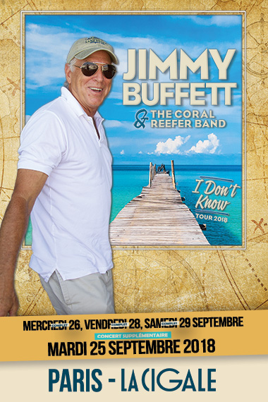 (Français) Jimmy Buffett