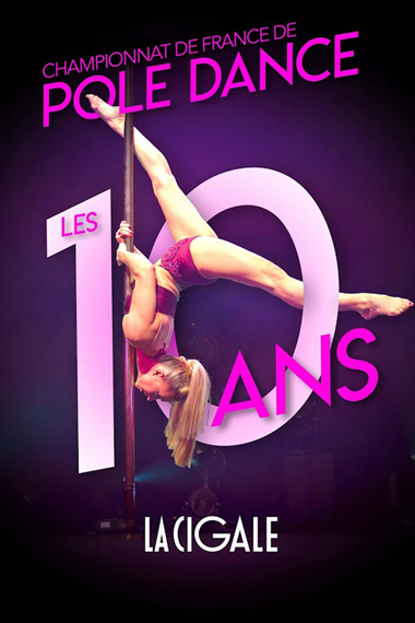 Championnat de France de Pole Dance
