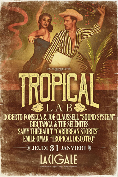 Tropical Lab'