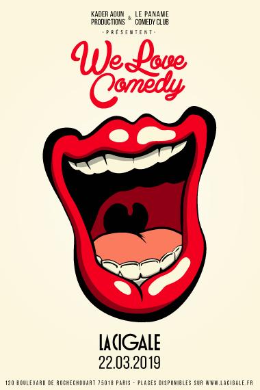 We Love Comedy 3