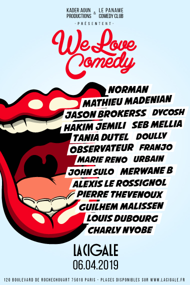 We Love Comedy 4