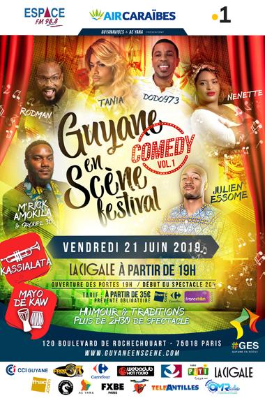 Guyane en Scène Festival