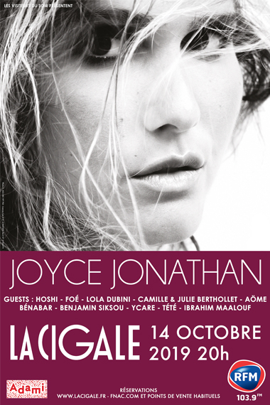 Joyce Jonathan